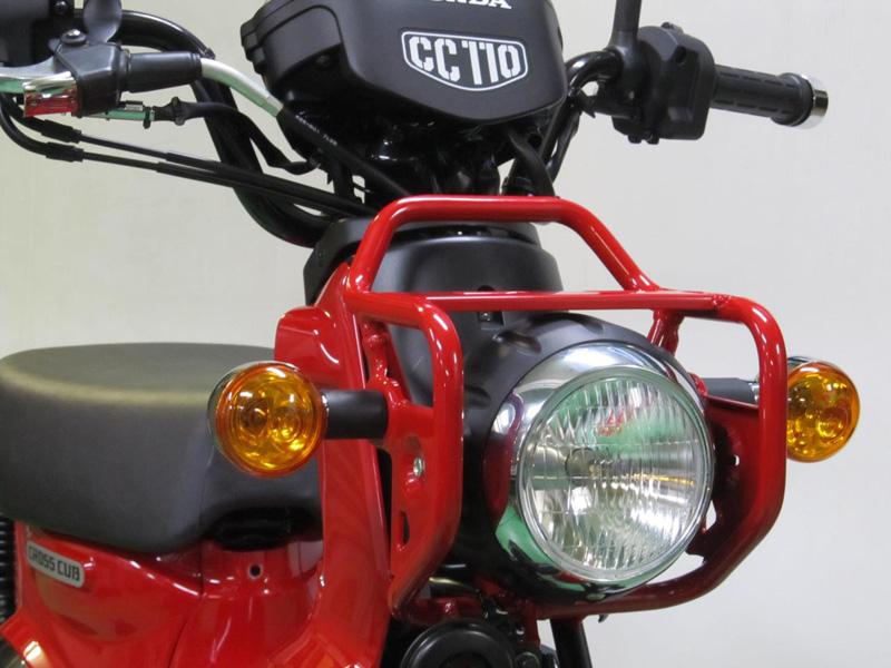クロスカブ(JA45/AA06) プロテック LEDクラシカルヘッドライトkit