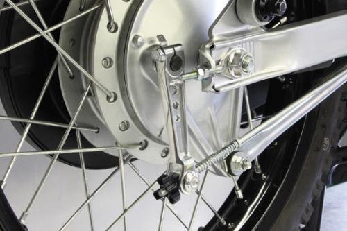 クロスカブ(JA45/AA06) TAKEGAWA アルミ鍛造強化ブレーキアームキット リア用