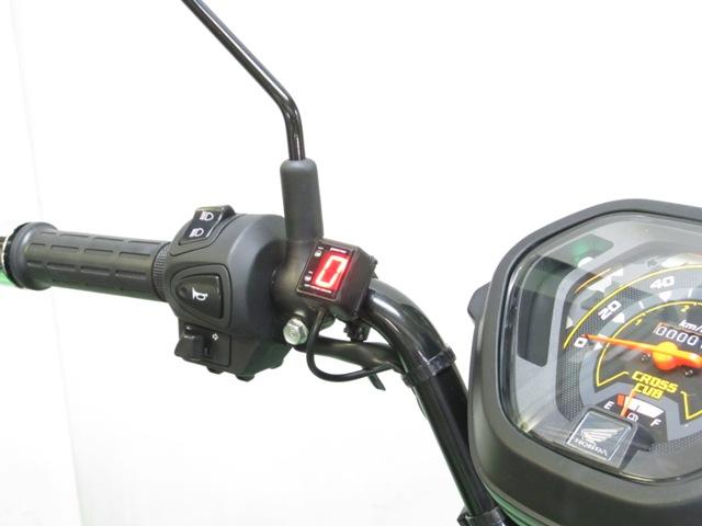 クロスカブ(JA45/AA06) PROTEC プロテック シフトポジションインジケーター専用キット