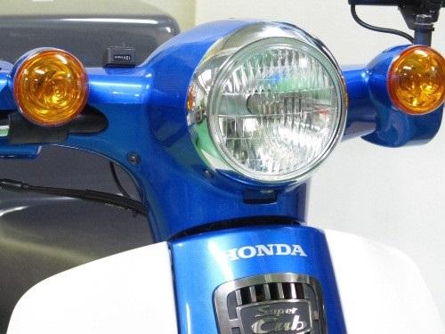 スーパーカブ(JA44/AA09) PROTEC プロテックLEDクラシカルヘッドライトキット