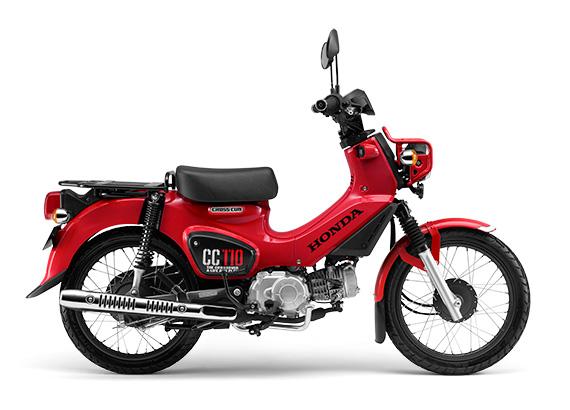 クロスカブ2018 CC110(JA45)