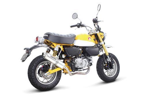 モンキー125(JB02) SP武川(TAKEGAWA) BASICマフラー(政府認証)