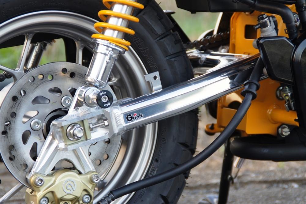 モンキー125(JB02) G-Craft Gクラフト スイングアーム タイプ:STD(スタンダード)