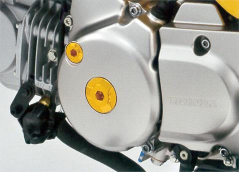 モンキー125(JB02) キタコ(KITACO) タイミングホイールキャップセット