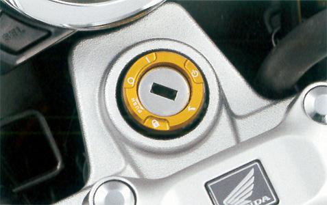 モンキー125(JB02) キタコ(KITACO) キーボックスカバー