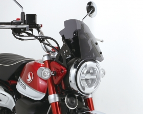 モンキー125(JB02) キタコ(KITACO) エアロバイザー