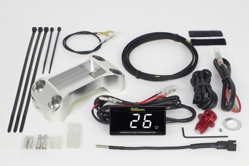 モンキー125(JB02) コンパクトLEDサーモメーターキット