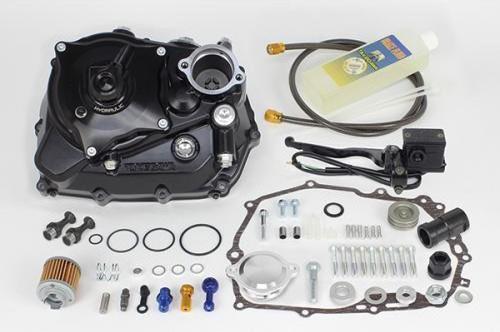 モンキー125(JB02) SP武川(TAKEGAWA) スペシャルクラッチカバーキット(油圧式)
