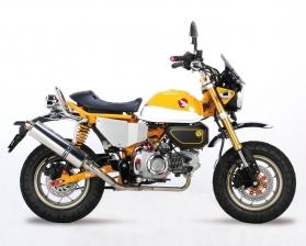 モンキー125(JB02) キタコ(KITACO) ソードダウンマフラー