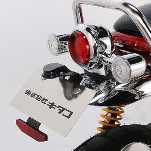 モンキー125(JB02) キタコ(KITACO) フェンダーレスKIT