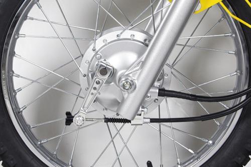 クロスカブ(JA45/AA06) TAKEGAWA アルミ鍛造強化ブレーキアームキット フロント用
