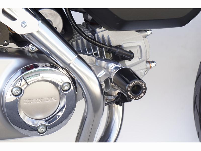 モンキー125(JB02) OVER RACING(オーバーレーシング) エンジンスライダー