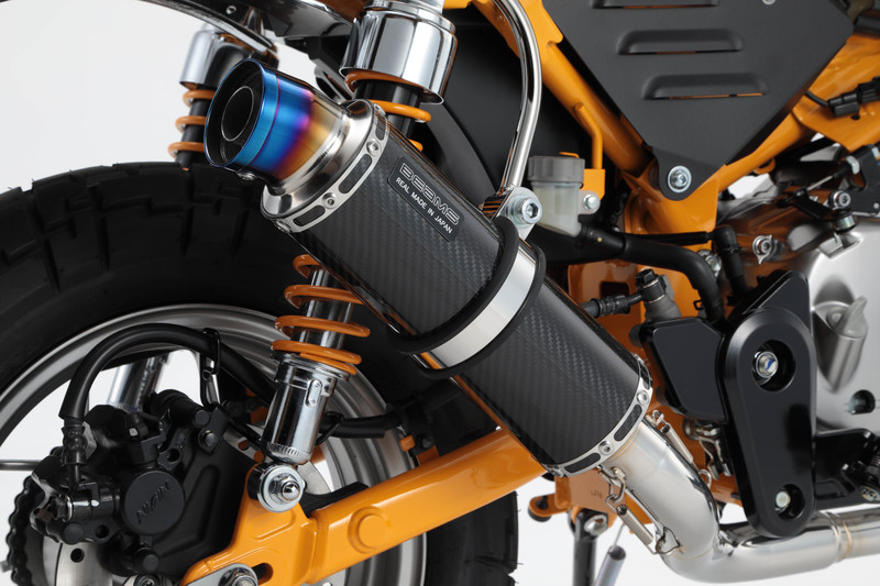 モンキー125(JB02) BEAMS(ビームス)R-EVO