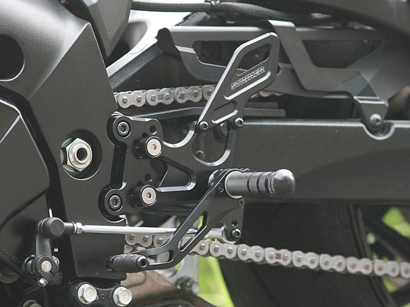 2019 新型KATANA STRIKER(ストライカー) ステップキット