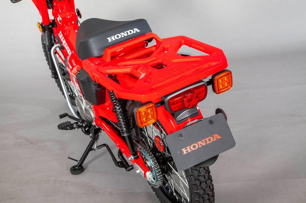 HONDA CT125 新型ハンターカブ