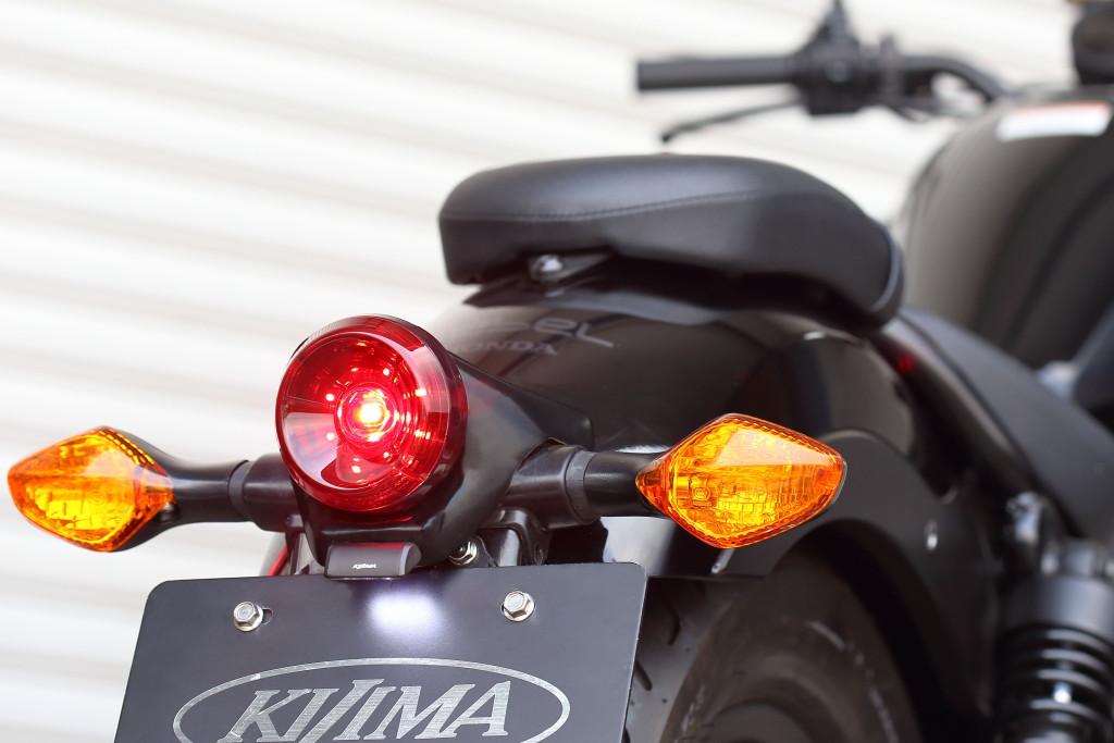 Rebel250(MC49) KIJIMA(キジマ)LEDテールランプキット