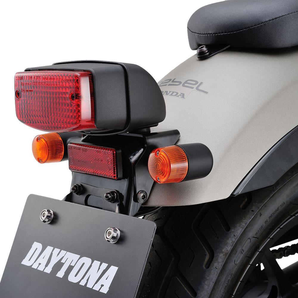 Rebel250(MC49) DAYTONA スモールウインカーキット