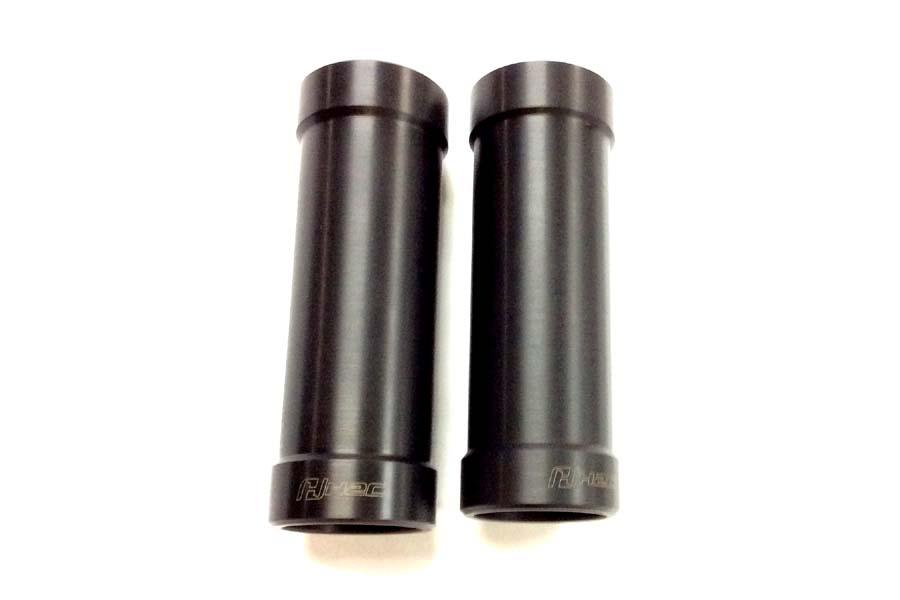 Rebel250(MC49) H2C フロントフォークカバーアルミ製 左右セット