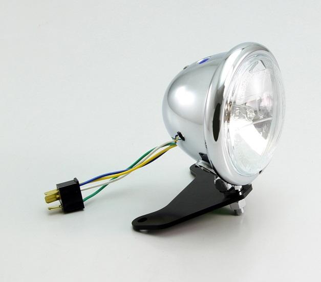 Rebel250(MC49) HURRICANE(ハリケーン)4.5マルチリフレクターヘッドライトキット