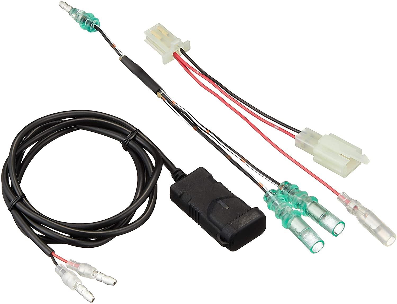 スーパーカブ(JA44/AA09) キジマ (KIJIMA) USBポートキット シングル スーパーカブ/プロ/クロスカブ