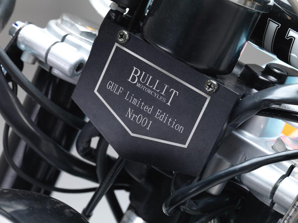 Bullit(ブリット)Hero 125