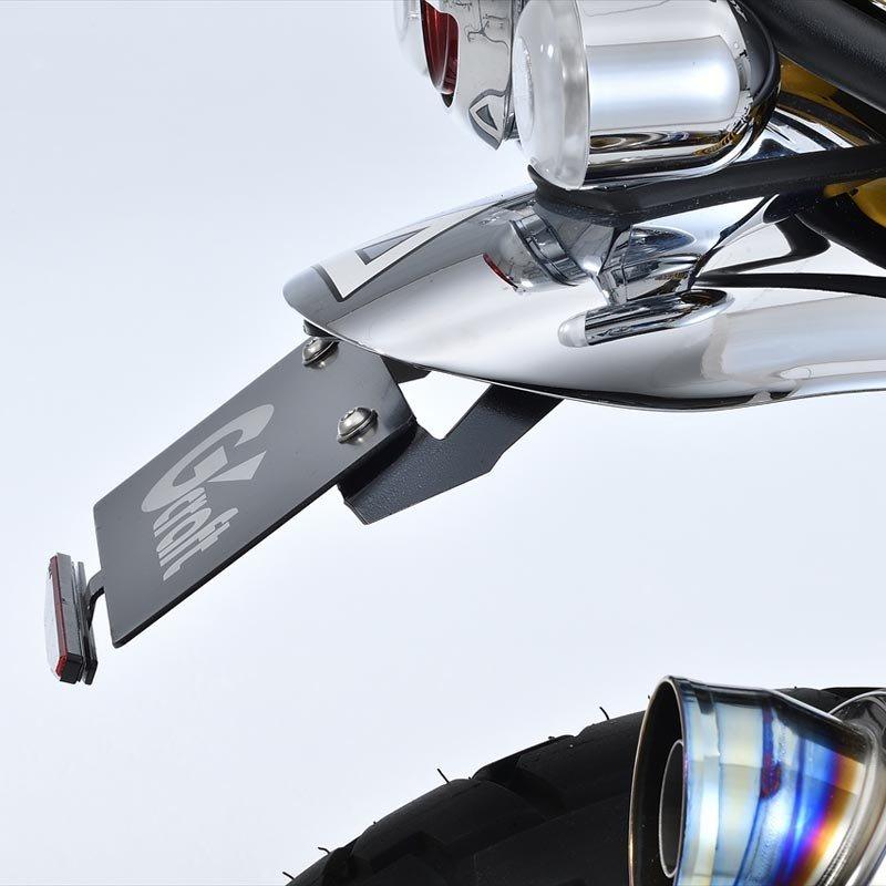 モンキー125(JB02) G-Craft(Gクラフト)フェンダーレスキット