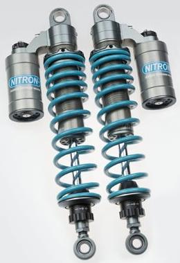 HONDA ADV150 NITRON(ナイトロン)リアサスペンションツインショック TWIN R3シリーズ