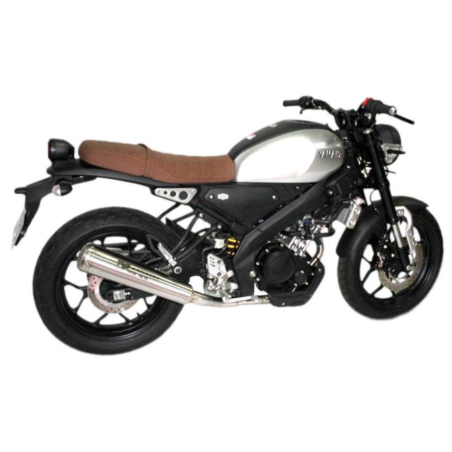 XSR155 R9 Exhaust RETRO フルエキゾースト