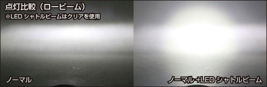 モンキー125(JB02) KITACO(キタコ)LEDシャトルビームキット