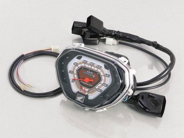 クロスカブ(JA45/AA06) キタコ(KITACO) スピードメーターKIT ギヤポジションインジケーター
