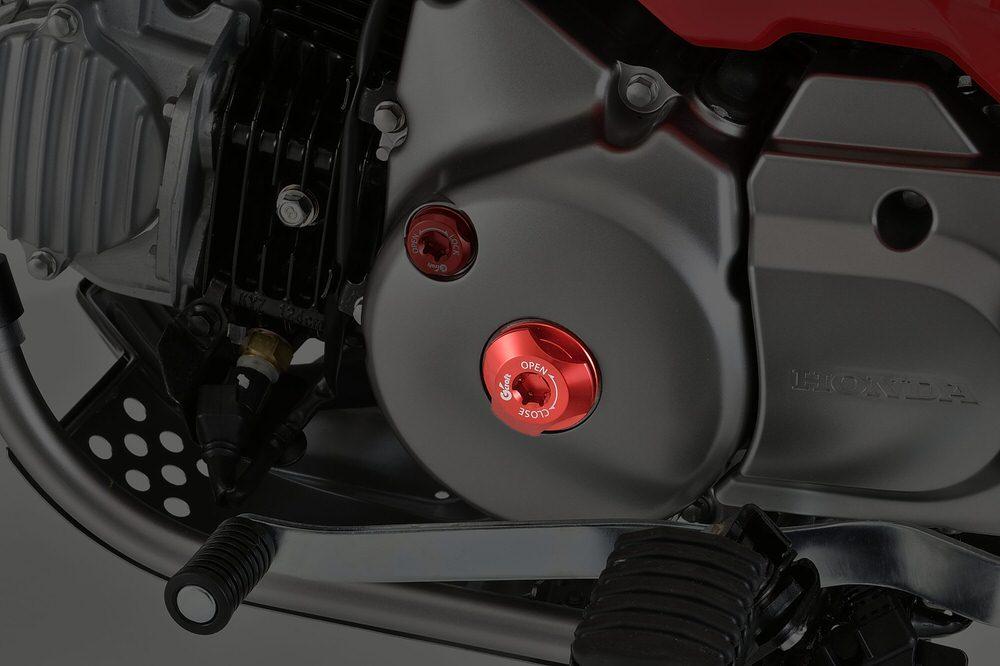 HONDA CT125 新型ハンターカブ(JA55) Gクラフト(G-CRAFT) エンジンキャップ