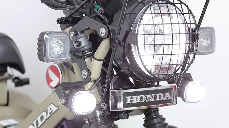 HONDA CT125 新型ハンターカブ(JA55) KIJIMA(キジマ)LEDフォグランプキット