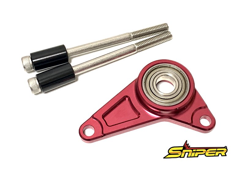 モンキー125(JB02) SNIPER(スナイパー)シフトシャフト サポートホルダー