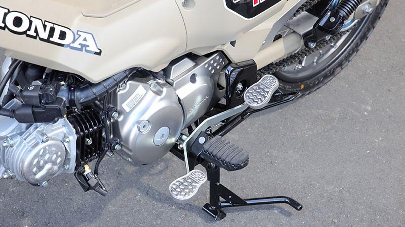 HONDA CT125 新型ハンターカブ(JA55) キジマ(KIJIMA) 靴底チェンジペダル