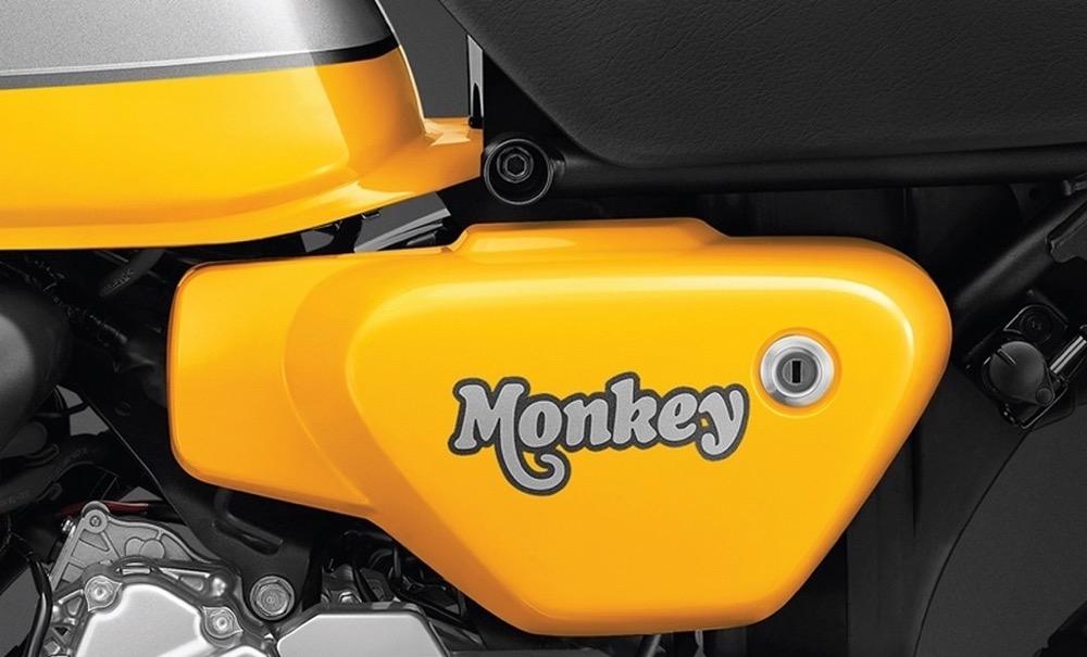 新型モンキー(Monkey)125 2021 5速