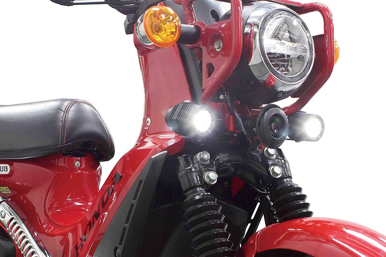 クロスカブ(JA45/AA06) SP武川(TAKEGAWA) LEDフォグランプキット950(2個入)