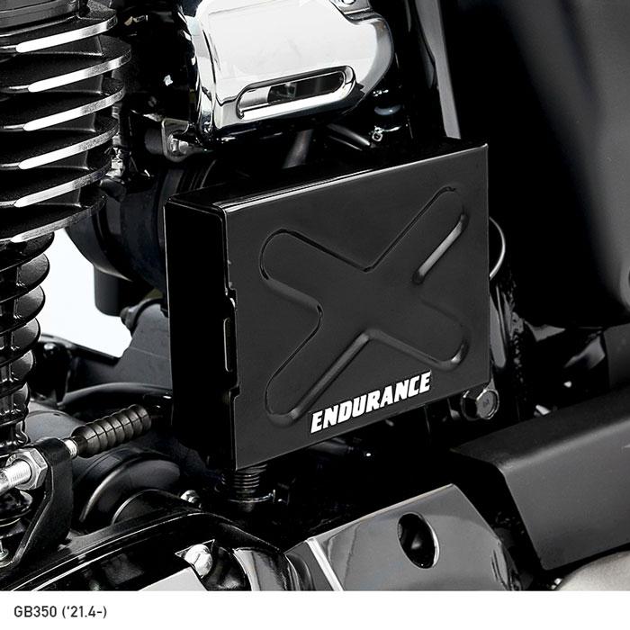 HONDA GB350 ENDURANCE(エンデュランス)ETCケース+GB350専用セット